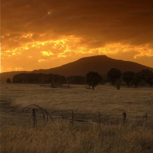 Australian Alpine Sunrise