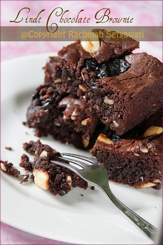 Lindt Chocolate Brownie