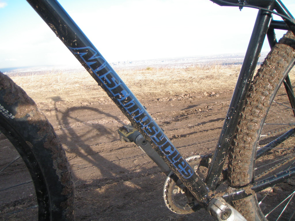 Downtube