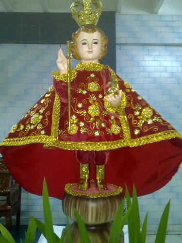 Sto Nino of Villa Cecilia