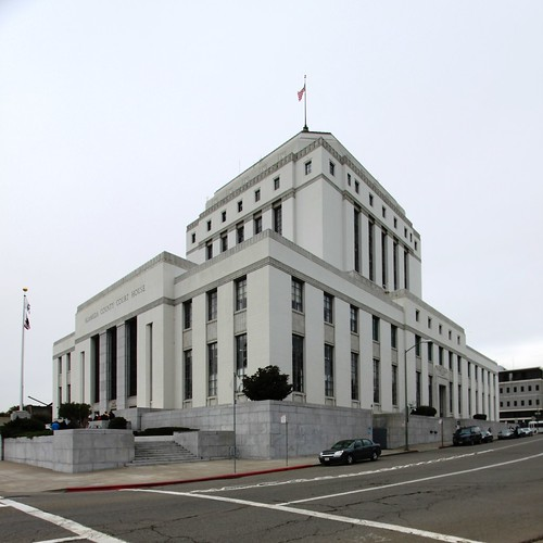 Alameda County Courthouse IMG_2259 by OZinOH