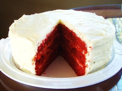 red velvet cake - 70