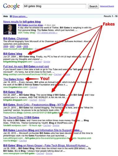 bill gates blog - Google Search