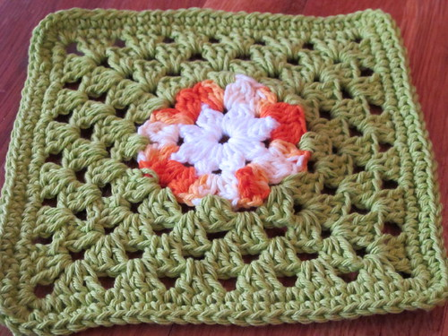 Another Twistin' Granny Block