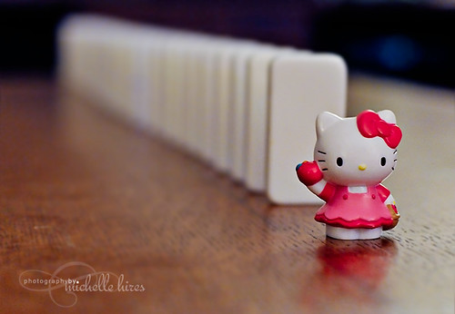 Hello Kitty - 26/365 Photo