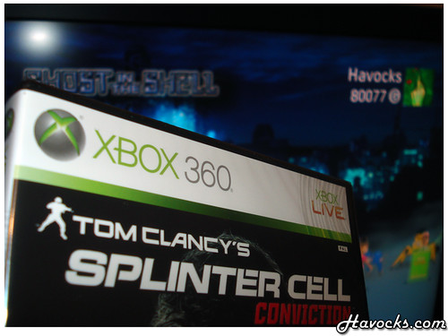 Splinter Cell Conviction (Preco) - 01