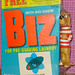 Biz with Beauregard Hound vinyl figure