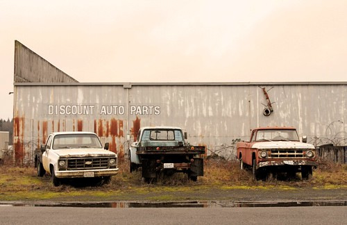 Discount Car Parts, Raymond WA