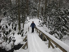 IMG_1015 (Speshoutdoors) Tags: mountainlake crosscountryskiing