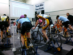 Project 365/030: Cycling & Running Expo day