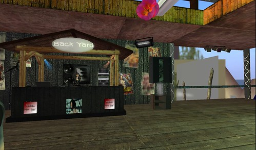 haad rin party in second life