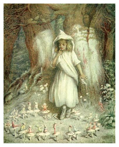 004-El anillo de los Elfos-Kate Greenaway 1905- Marion Spielmann y George Layard