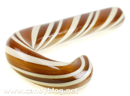 Nutmeg Flavored Handmade Candy Cane - Hammonds