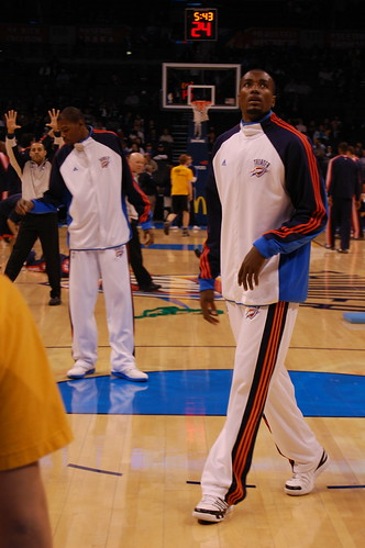 kevin durant wallpaper okc. Kevin Durant and Serge Ibaka,