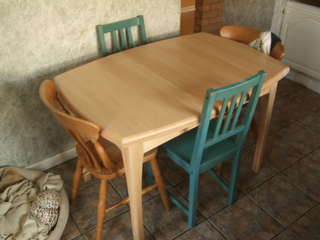 Flip-Top Dining Table 1