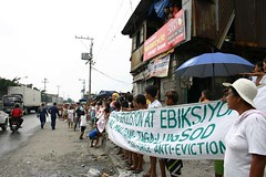 9 (John Lagman) Tags: poverty road city urban project bay boulevard metro 10 philippines homeless north demolition manila settlers forced radial eviction slums widening informal r10 navotas jlagman17blogspotcom