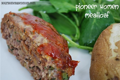 If you are meatloaf fan this is a good one – give it a try!