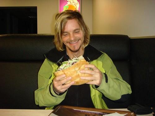 Ahhh, döner kebab!!