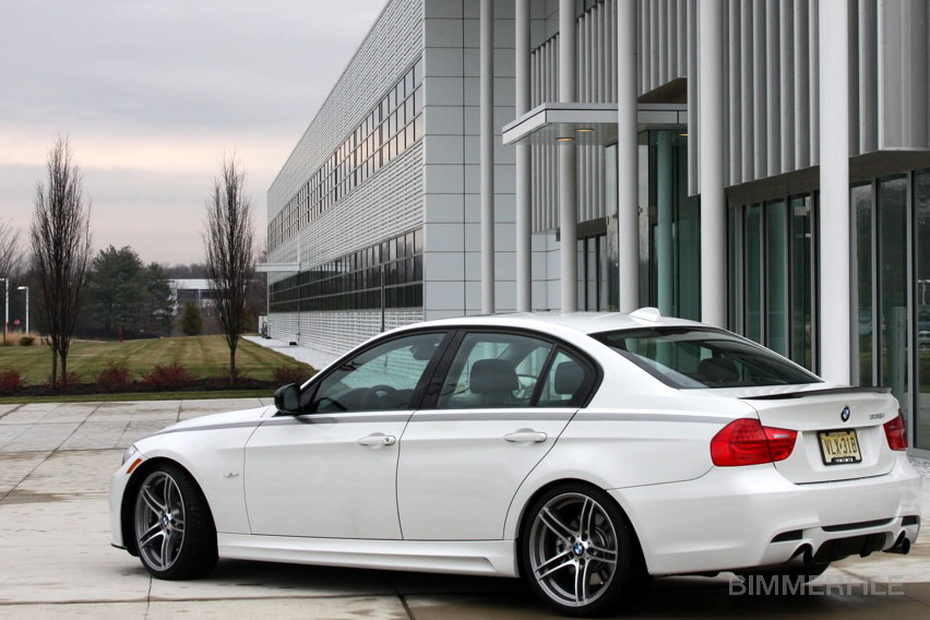 First Drive BMW Performance I BimmerFile - 2008 bmw 335i performance