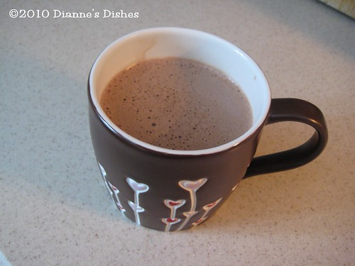 Quick and Easy Hot Chocolate: Ready to Top