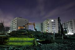 (Gabriel Asper) Tags: de construction geneva pierre gaz terre genve arbre bois trou immeuble batiment planche chantier genf bombonne tractopelle vieusseux