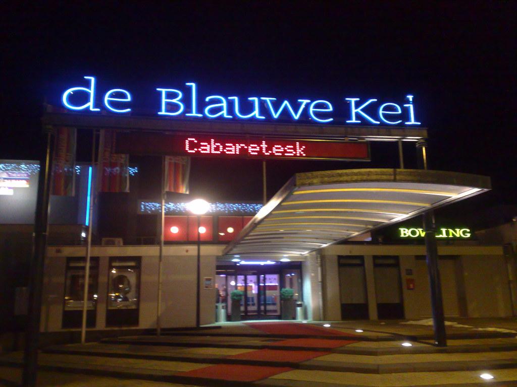 De Blauwe Kei - Cabaretesk finalistentour