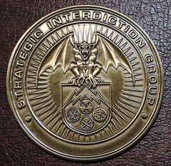 CIA medal Strategic Interdiction Group