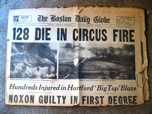 1944 Headline