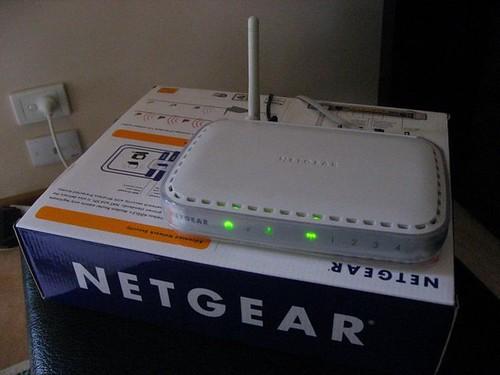 ADSL2+ Wireless Modem Router