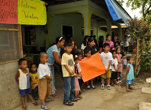 Kids of Brgy. Buhanginan Day Care Center
