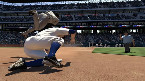 MLB 10: The Show take out
