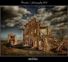 """Desolación (pimontes) Tags: españa spain war belchite aragón magiayfotografia """"flickraward5"""" """"hm"""""""