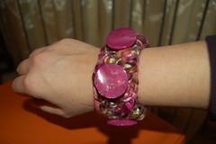 DSC_0035 (elisabetta mastrosimone) Tags: lana braccialetto alluncinetto