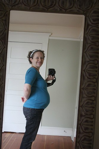 Baby in Belly, 24 Weeks