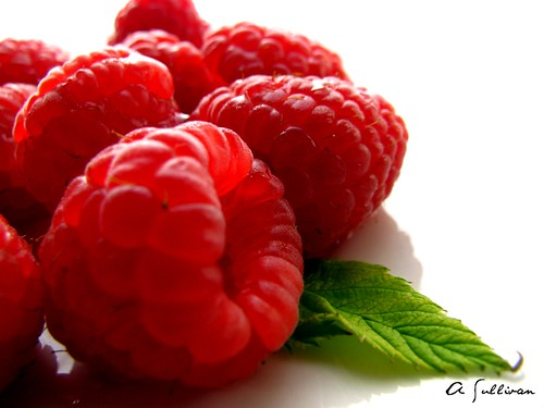 Dazzling Raspberries! by Sweet Mandy K