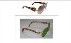 Fendi Sun glasses (yud) Tags: chocolate marzipan fendi sigep2010