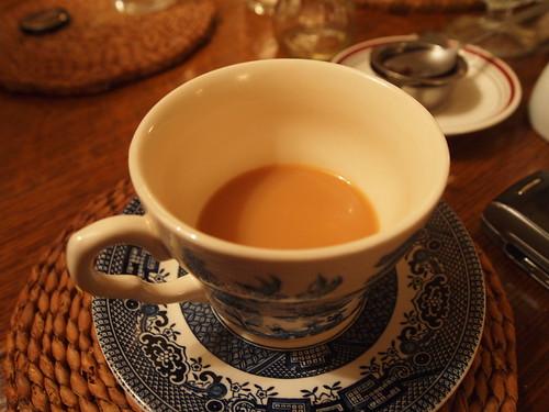 The Mock Turtle Tea