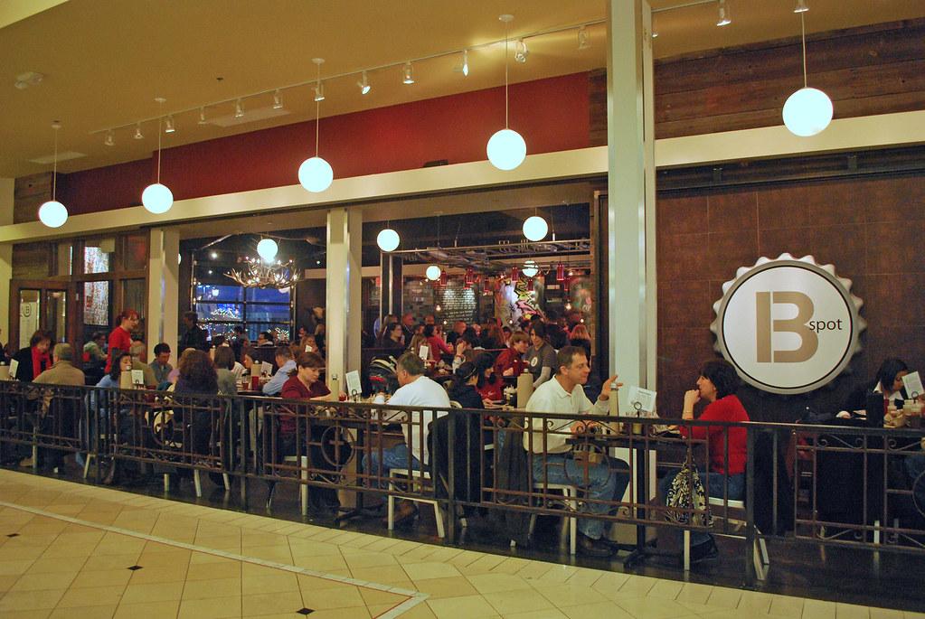 BSpot Mall Interior