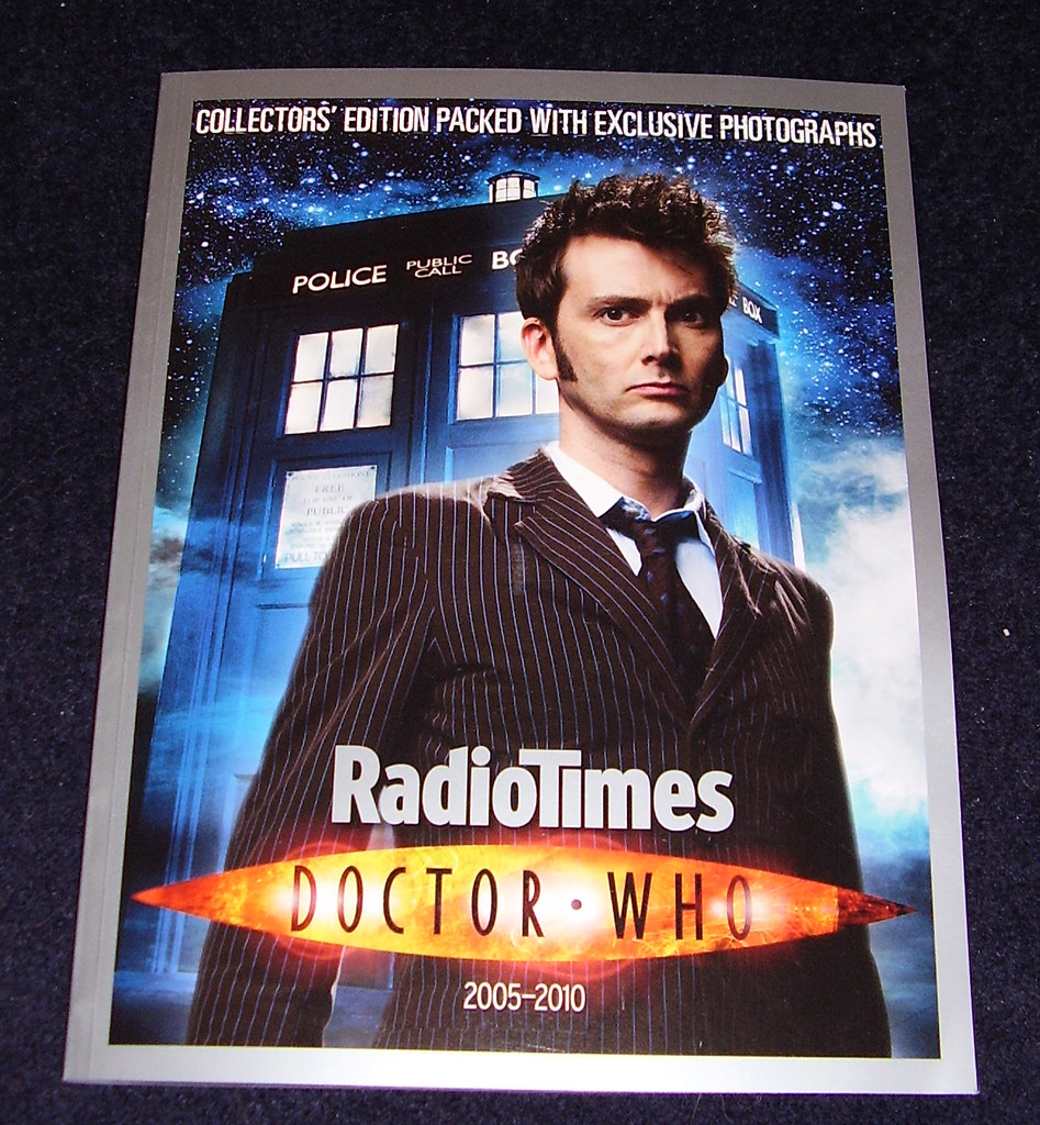 DR WHO Radio Times Special