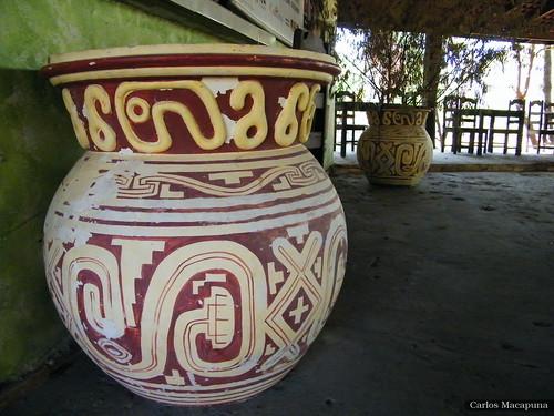 Artesanato marajoara - Ilha de Marajó (Soure - Pará)