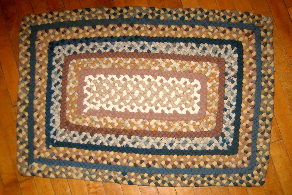 Butternut Braided Rug