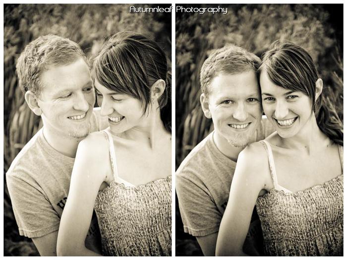 Frances & Bradley - Pre Wedding- Portrait