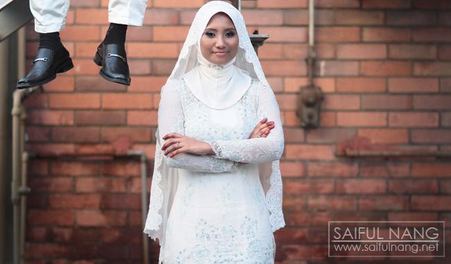 Ashylla & Abdullah, Kepala Batas, Pulau Pinang by SN