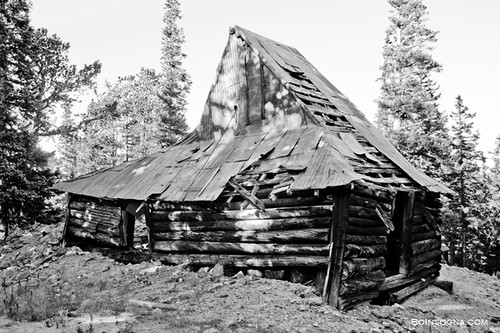 colorado image witchhat mining photograph mines mounatins