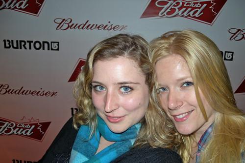 Club Bud - Burton Party