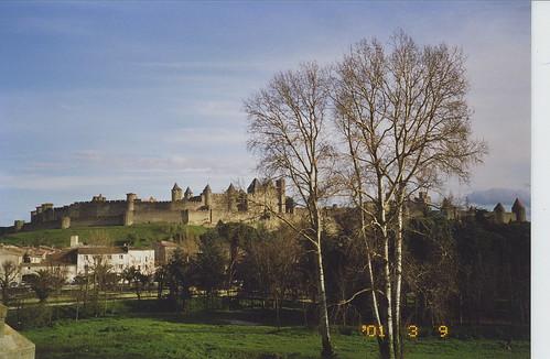 2001-03-09 Carcassonne France (le Citadel du Carcassonne 5)