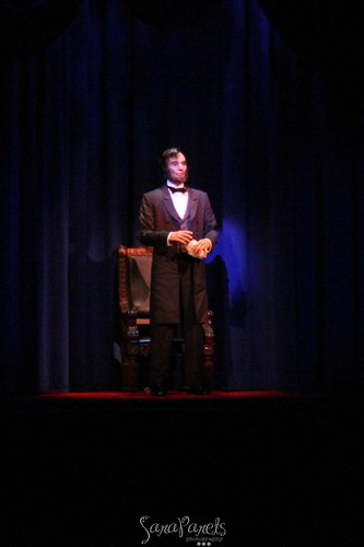 Hall of Presidents - Abraham Lincoln