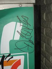 kid sigue (GlamorousGlue) Tags: fun graffiti crew sigue