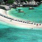 aerial beach, ko nang yuan