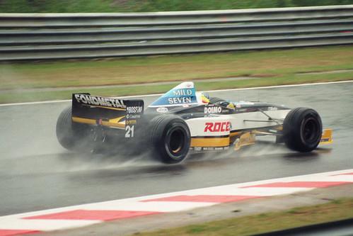 GP da Bélgica de Formula 1, Spa-Francorchamps em 1997 - flickr.com